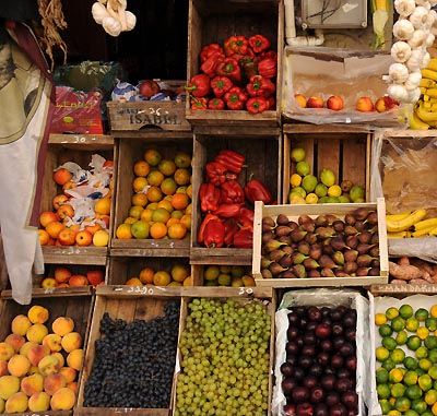uruguay, montevideo, outdoor markets