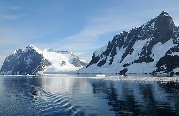 antarctica tranquility