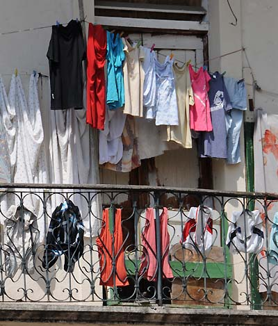 panama, panama city, clothesline