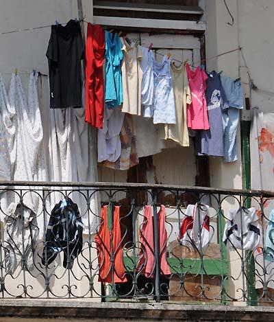 panama, panama city, clothesline