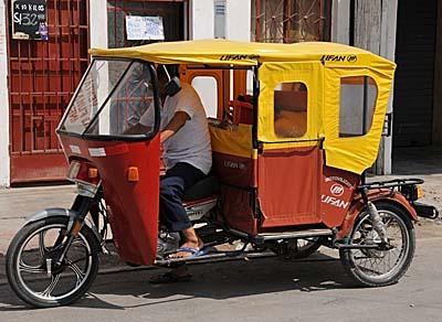 peru, paracas, taxi service
