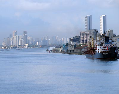 brazil, recife, recife harbor