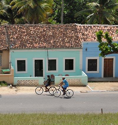 brazil, recife, igarassu architecture