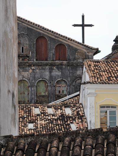 brazil, salvador, salvador architecture