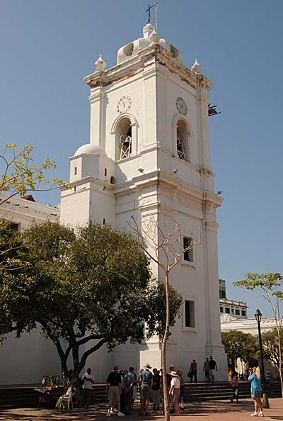 colombia, santa marta, santa marta cathedral