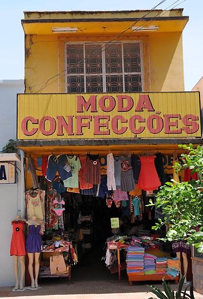 brazil, santarem, stores