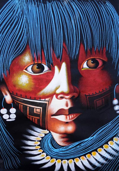 brazil, santarem, street art