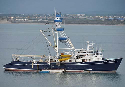 tuna boat