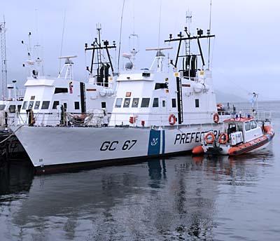 argentina, ushuaia, argentinian coast guard