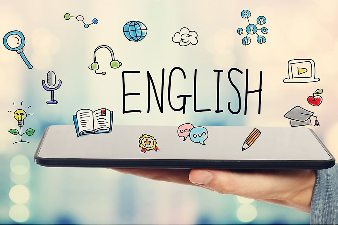 English is the most preferred language on the web.