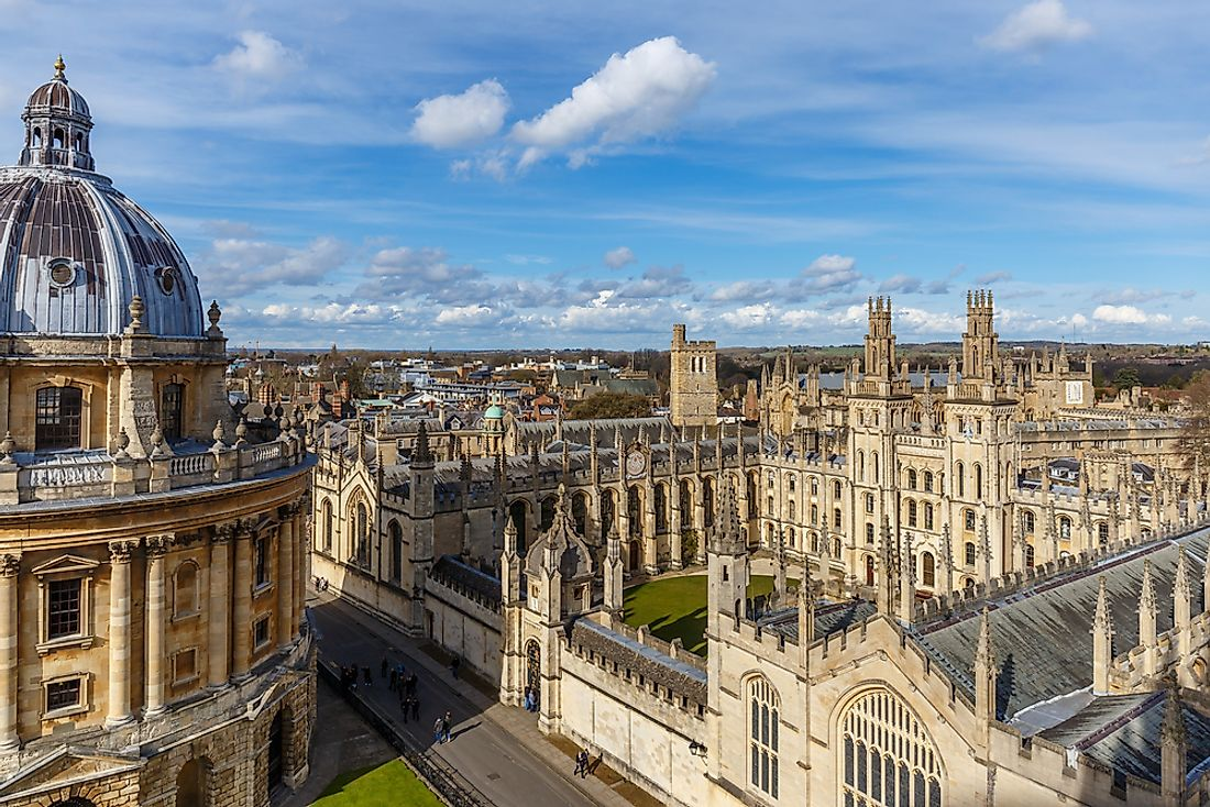 The Most Beautiful Colleges in the