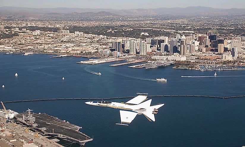 #10 San Diego, California -
