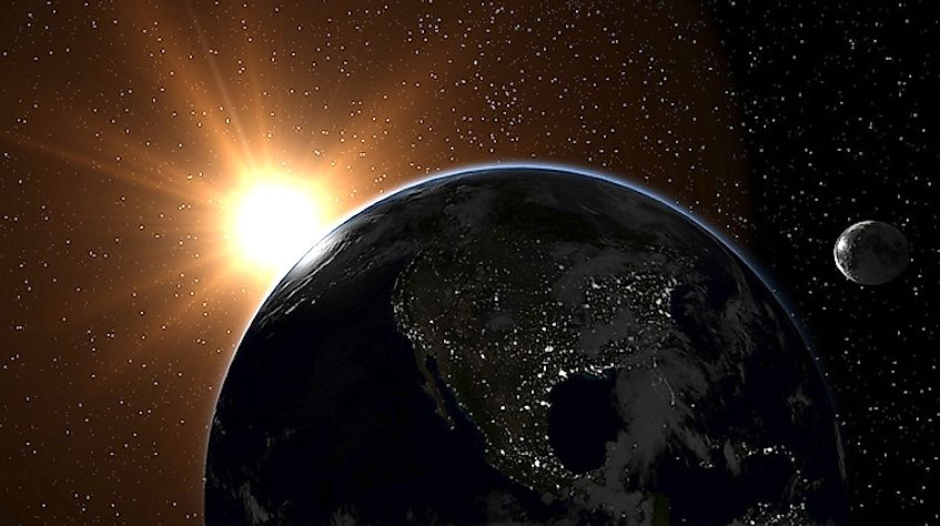 The future of our planet is a big mystery but according to some theories, the Earth might be destroyed by the Sun.