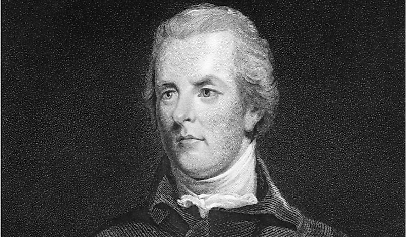 William Pitt, the Younger.