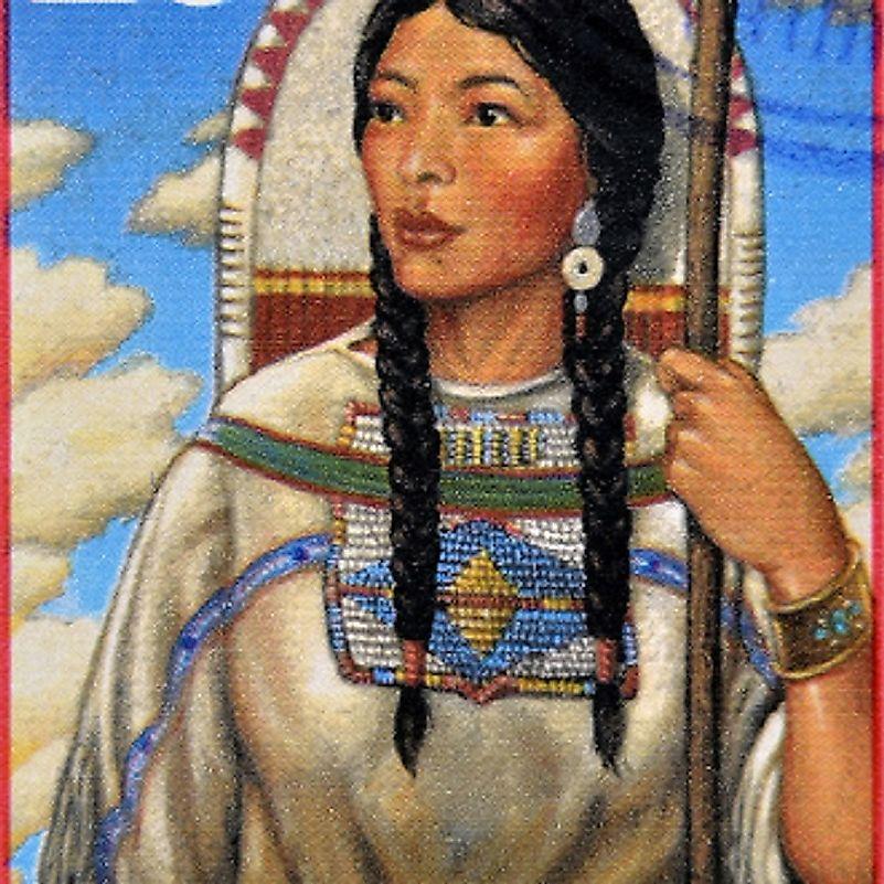 Lewis And Clark Sacagawea Baby