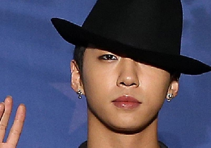 Southern Korean rapper Bang Yong, also known as Yongguk, is a popular contemporary K-pop artist.