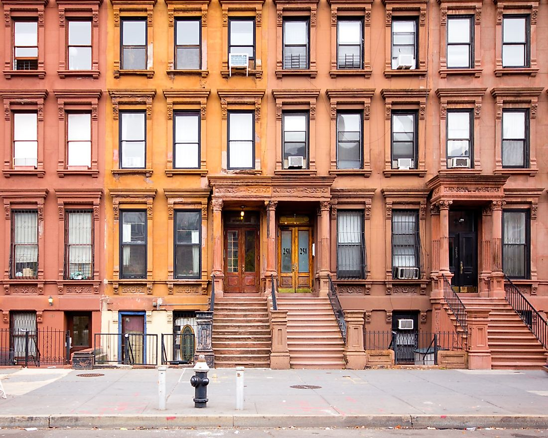 For generations, much of the population of New York state, especially that of New York City, has lived in apartments and other dwellings rented from others.