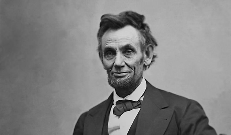 Abraham Lincoln was the president of the United States during the Civil War.