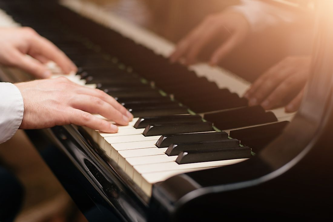 The piano is one of the most loved musical instruments worldwide.