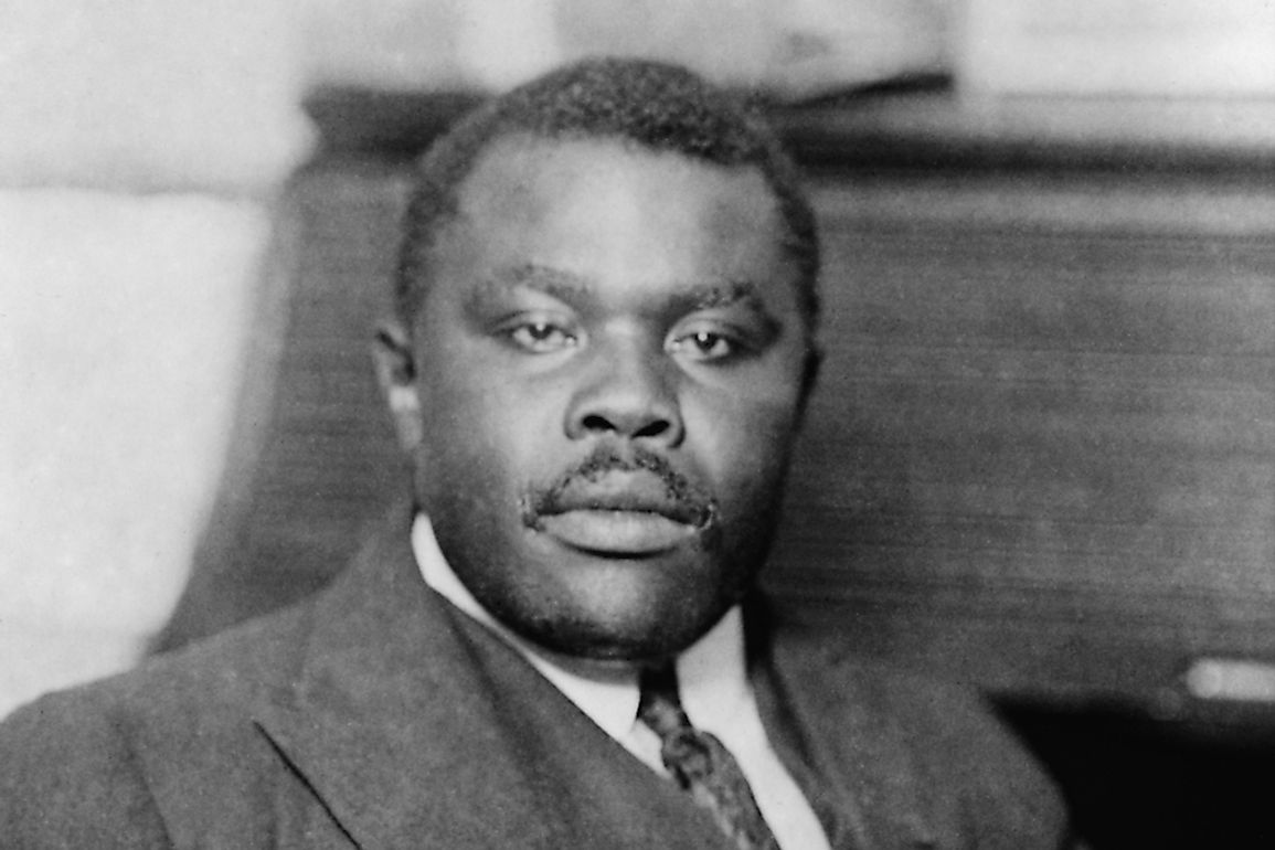 Garvey formed the Universal Negro Improvement Association (UNIA) in 1914.