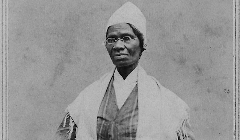 Sojourner Truth circa 1864.