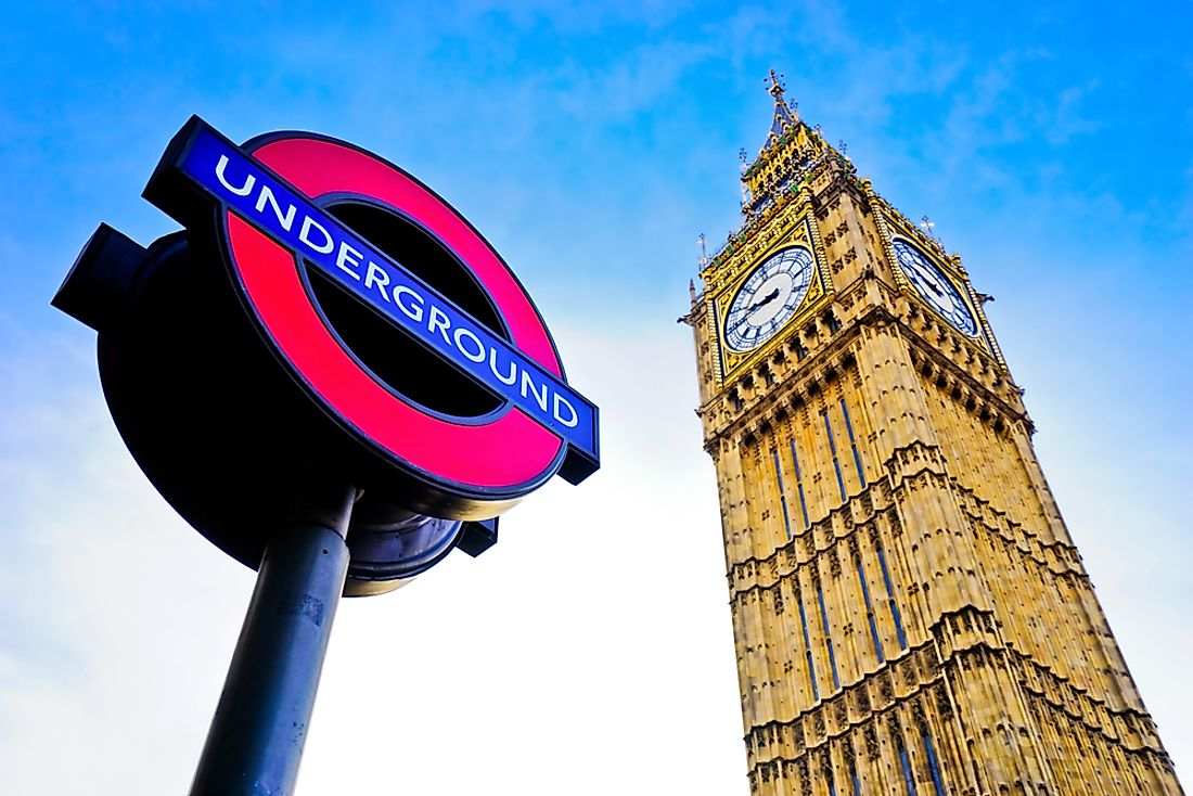 In London, the preferred term is tube or underground.