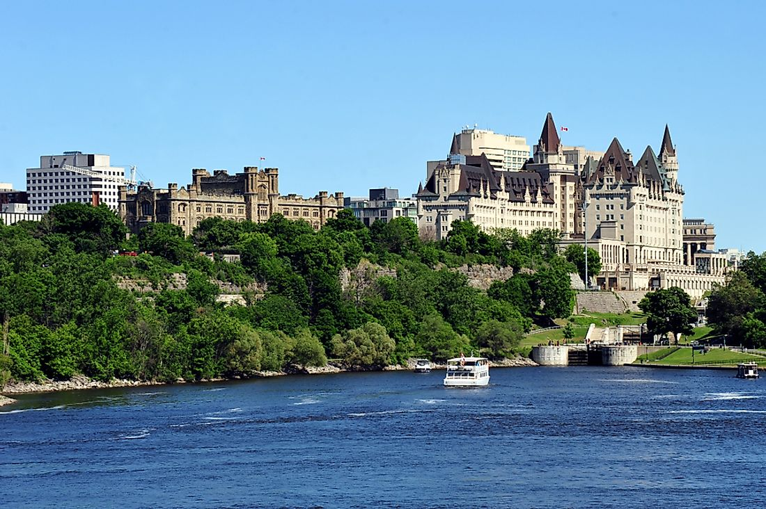 Ottawa, the capital of Canada, is considered to be one of the best cities to live in Ontario.
