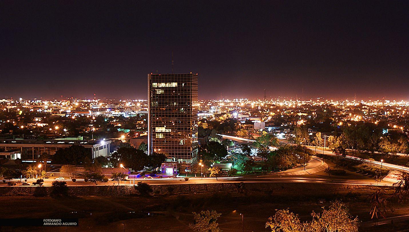 lluvia de luces en la ciudad 5838590216 The Most Dangerous Cities In The World