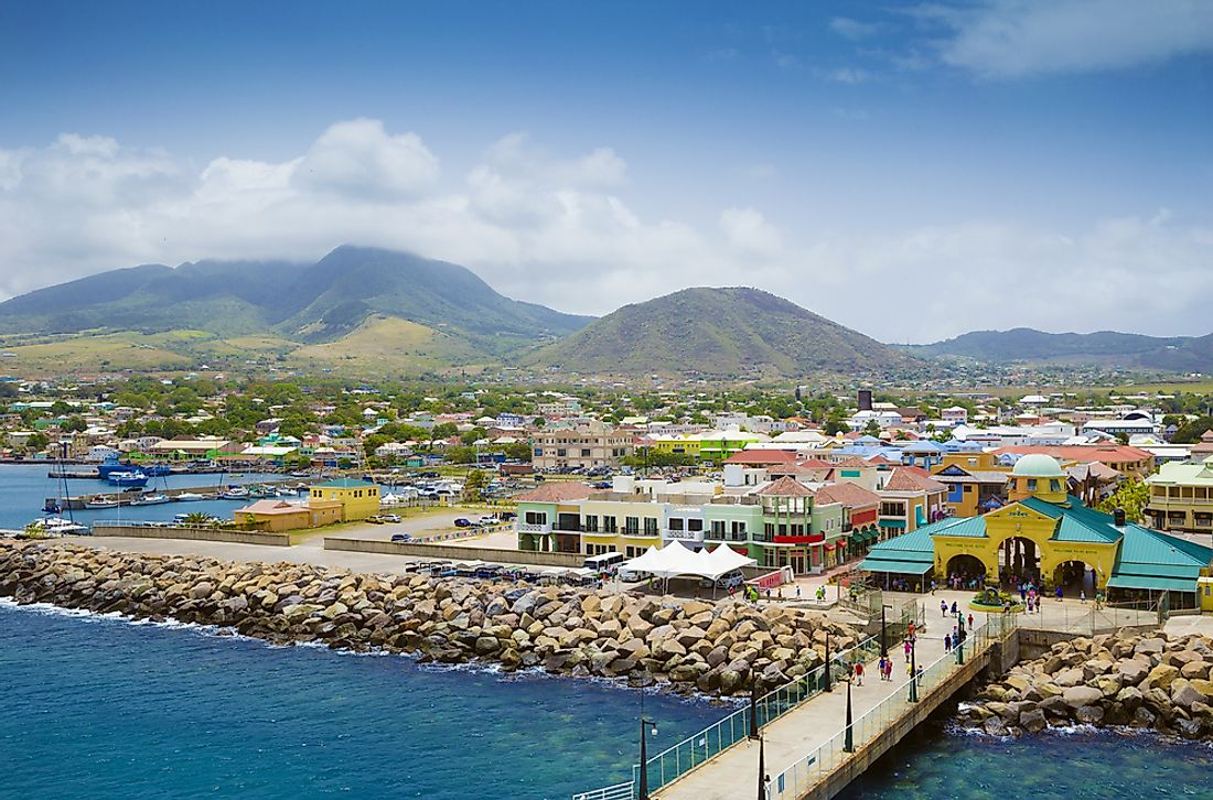 Tourism is an important part of the economy of Saint Kitts and Nevis.