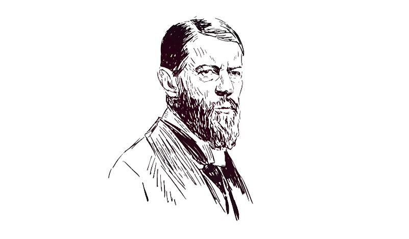 Max Weber was largely responsible for expressing ideas of antipositivism. Editorial credit: Natata / Shutterstock.com.
