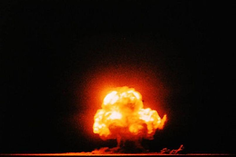 the development of nuclear weapons in the history of america Fact sheets & briefs  an end to north korea's nuclear and missile development and its export of ballistic missile technology  korea's secret nuclear weapons.
