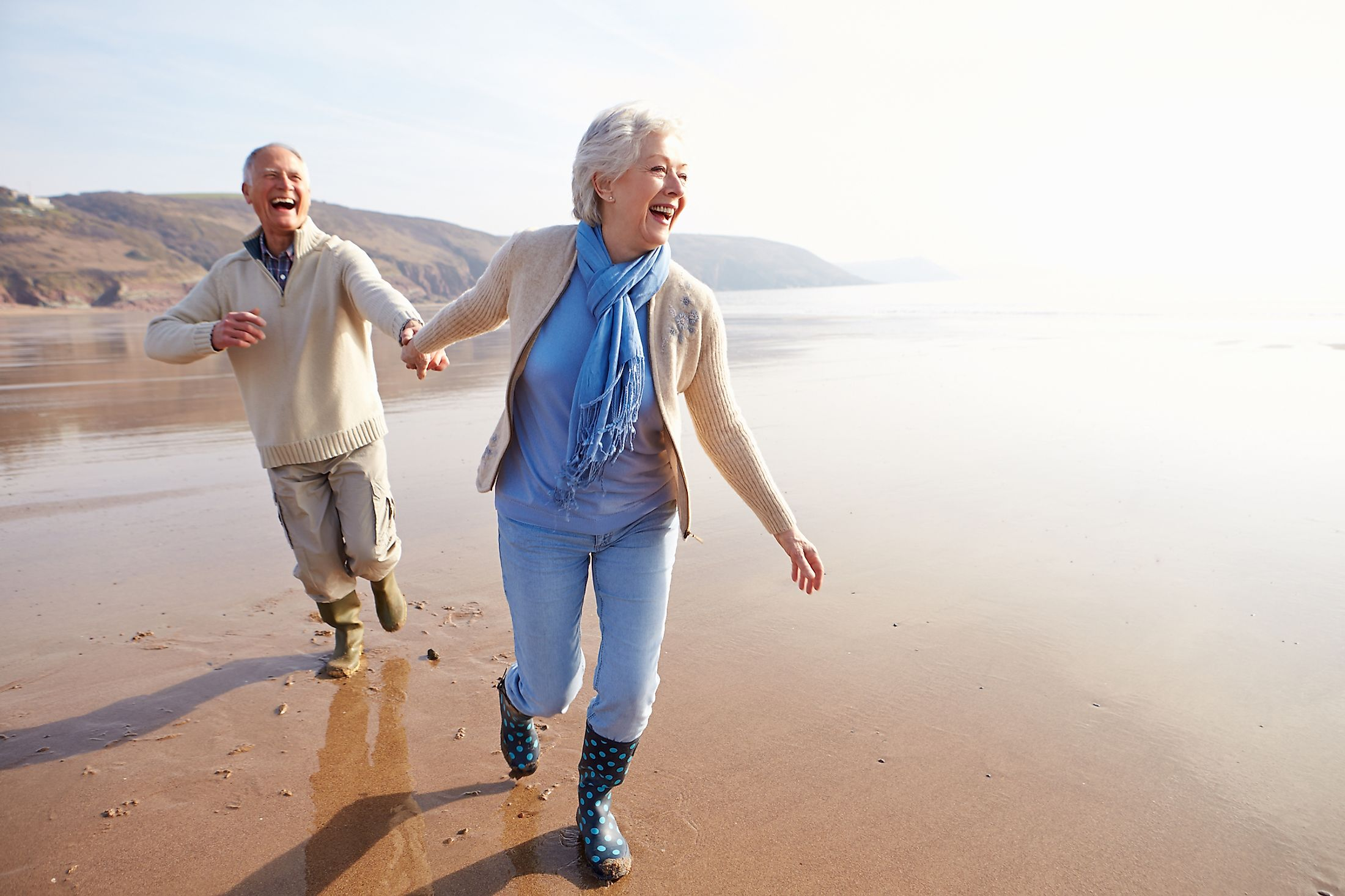 Post retirement is one of the best times for carefree travel given the right choice of destination is made.