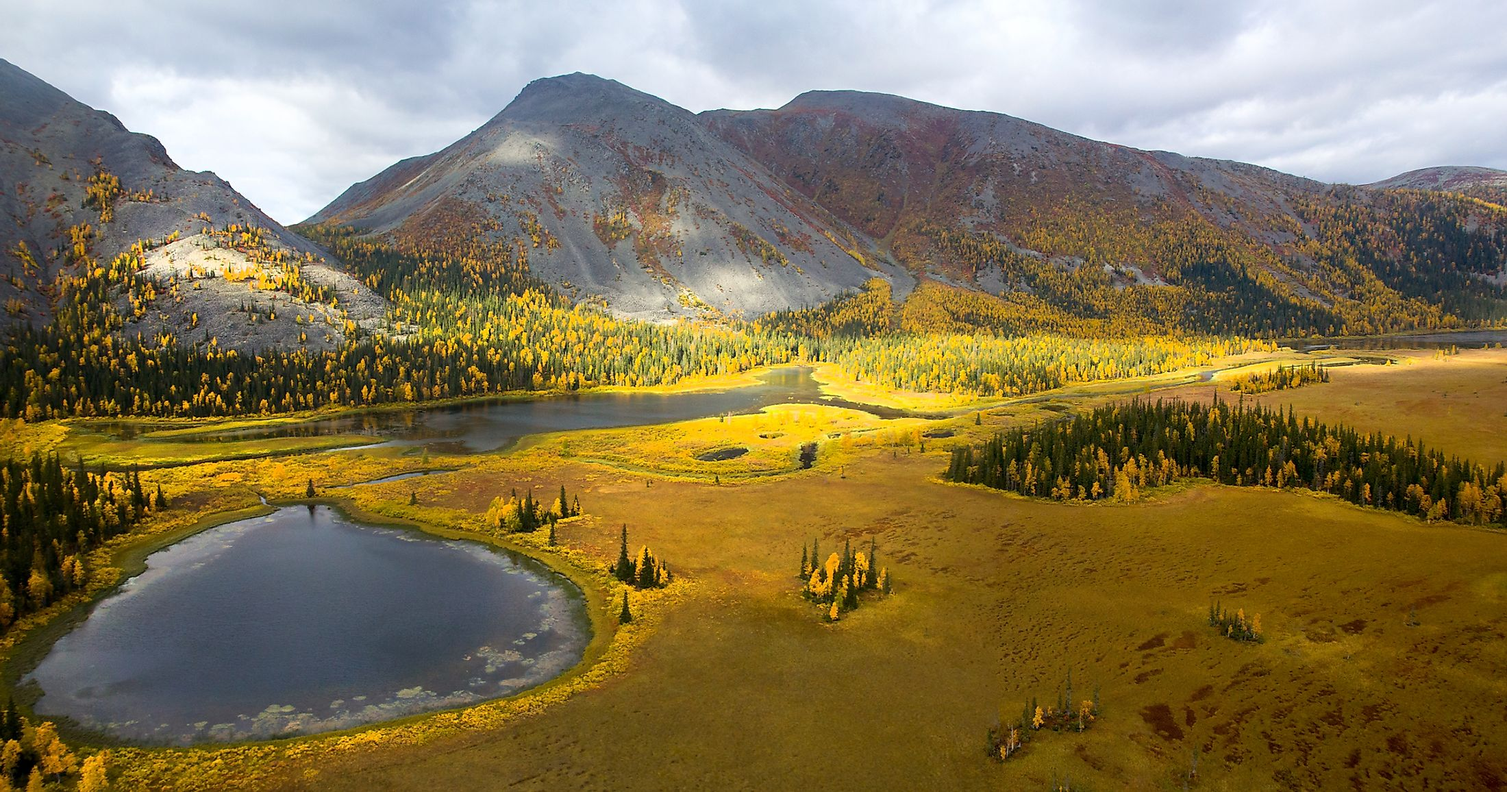 Pegunungan Ural