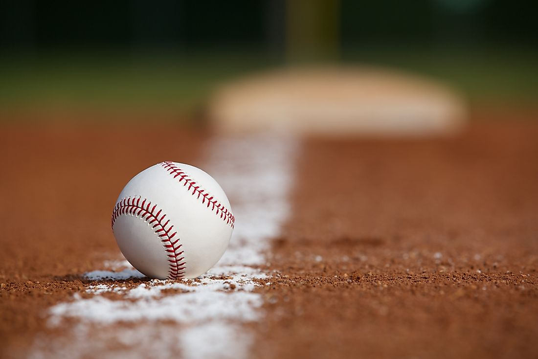 Today, baseball is one of the most popular sports for players and spectators in North America.