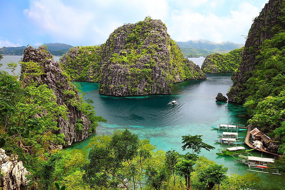 Is it even possible to count all of the islands in the Philippines?