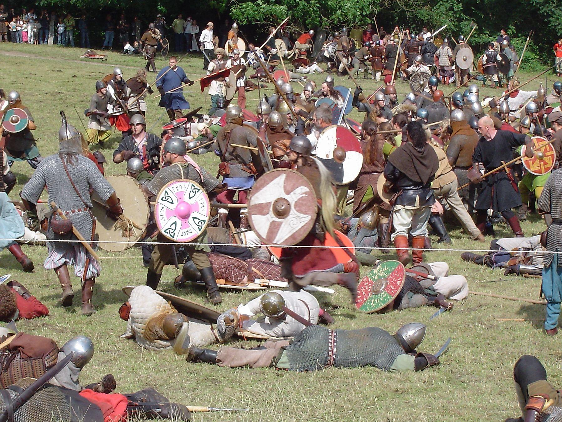 Vikings Norsemen Raiders WorldAtlascom