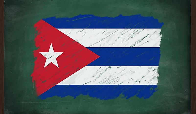 Spanish is the main language in Cuba.