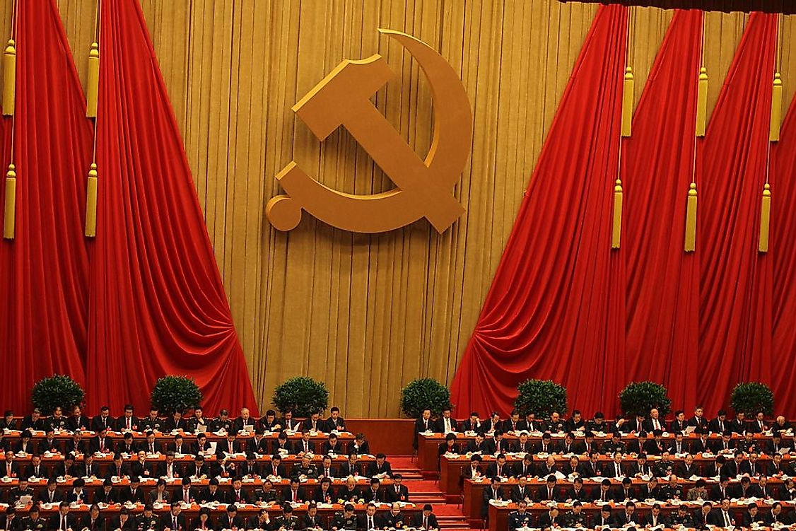 National Congress of the Communist Party Of China
