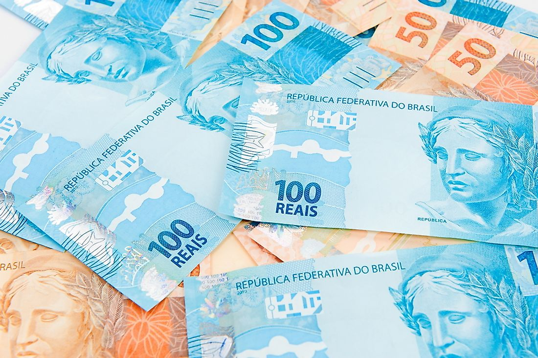 The Brazilian Real is the strongest currency in South America.