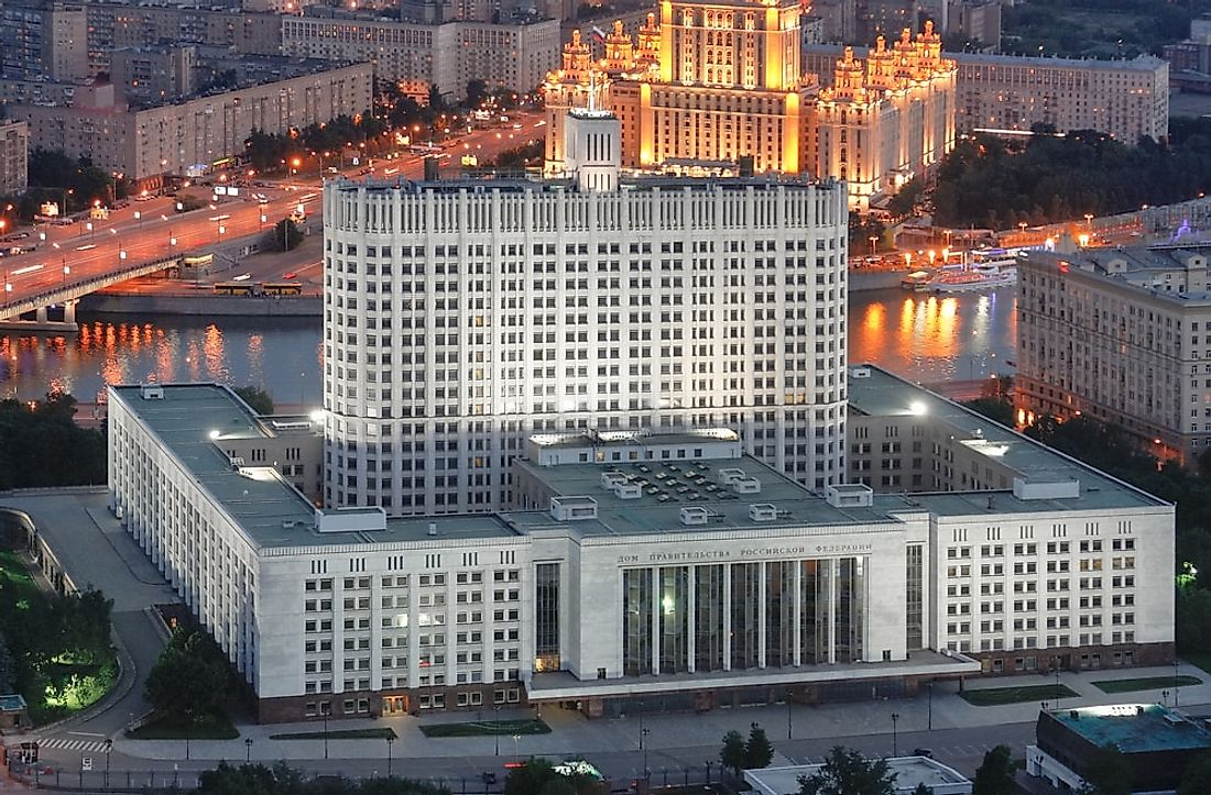 What Type Of Government Does Russia Have