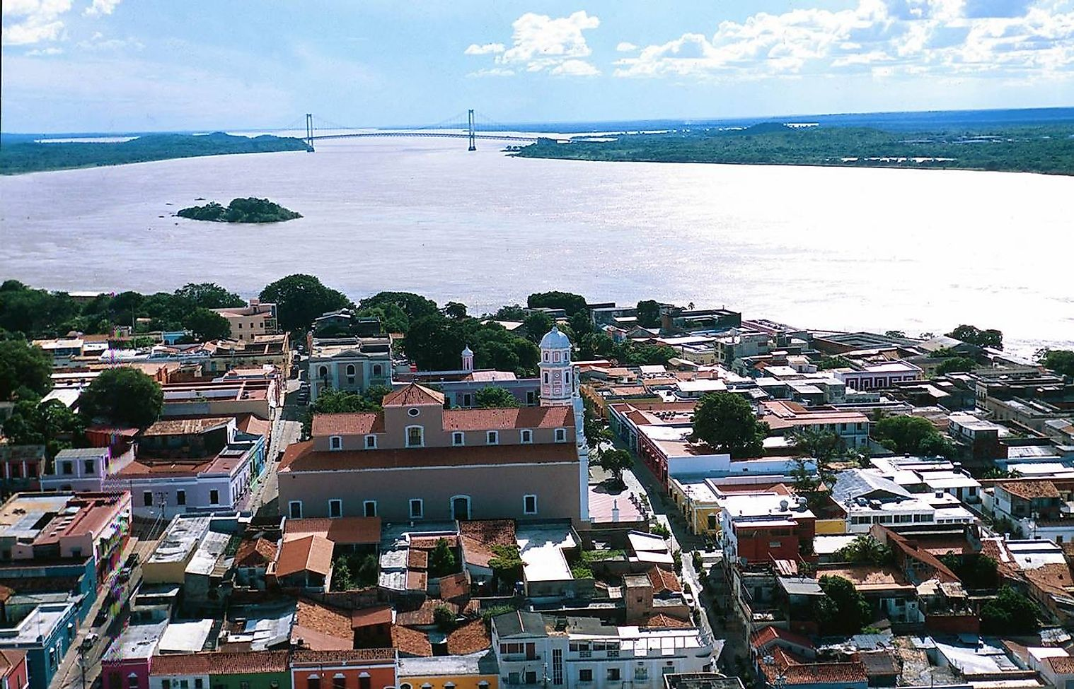 ciudad bolivar historical zone The Most Dangerous Cities In The World