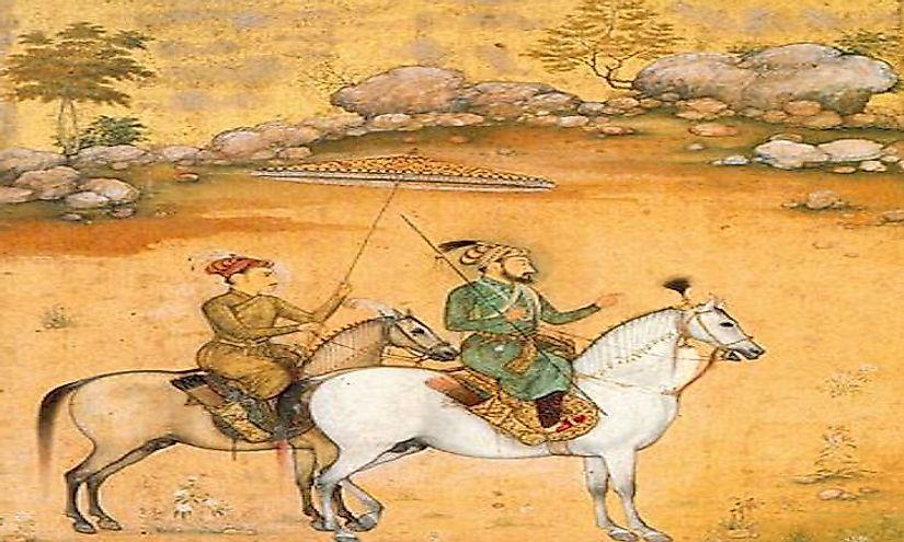 #3 Shah Jahan -