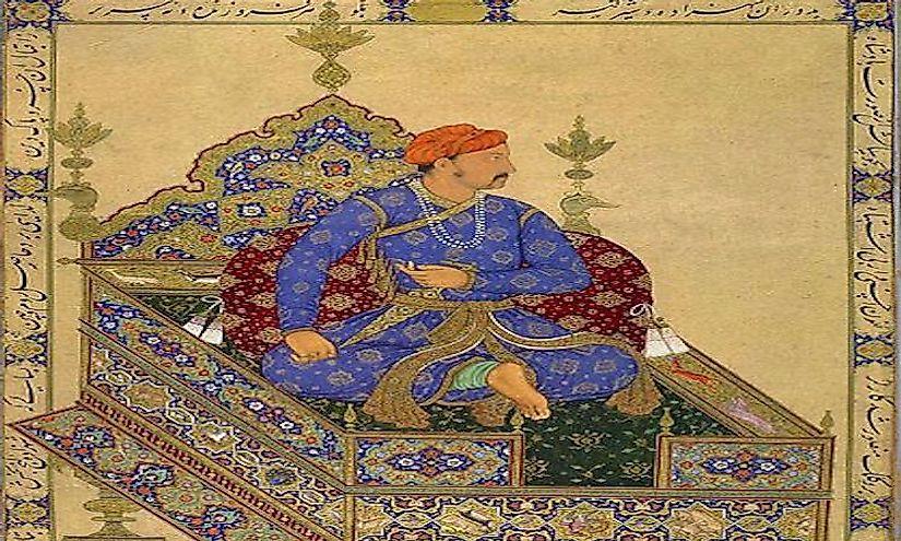 #4 Jahangir -