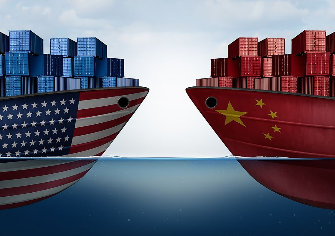 What is a Trade Embargo?