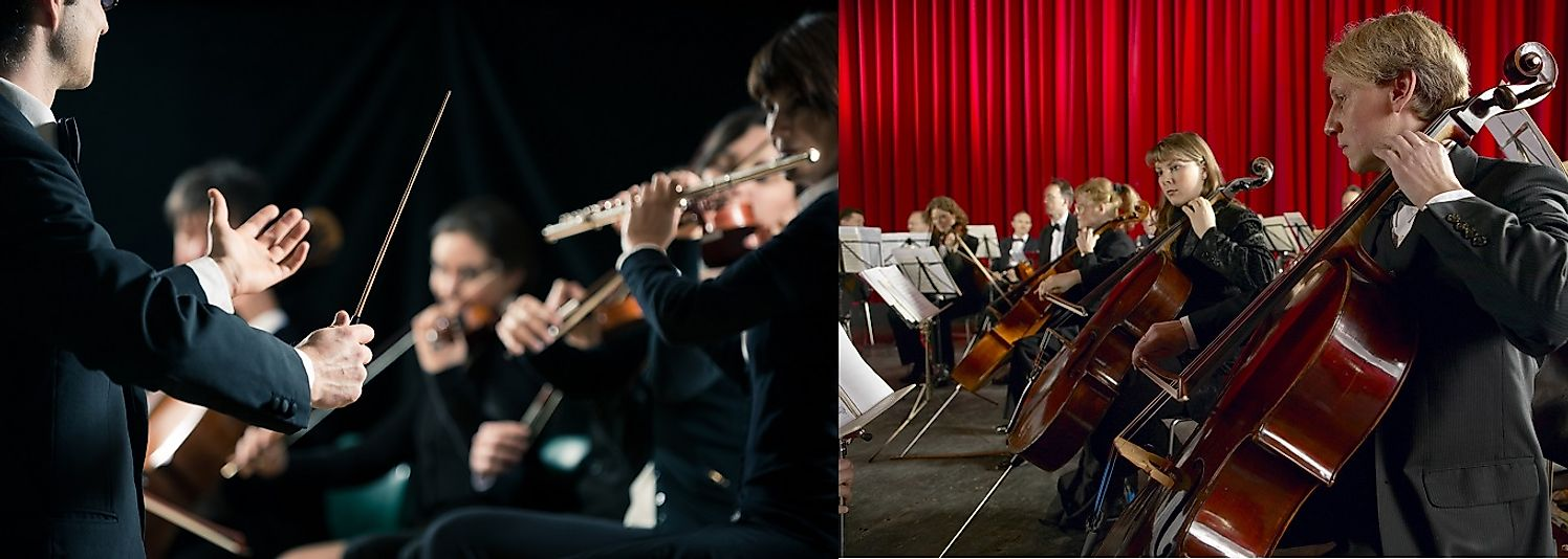 Classical musicians often dedicate their entire lives to training to join a world class orchestra.