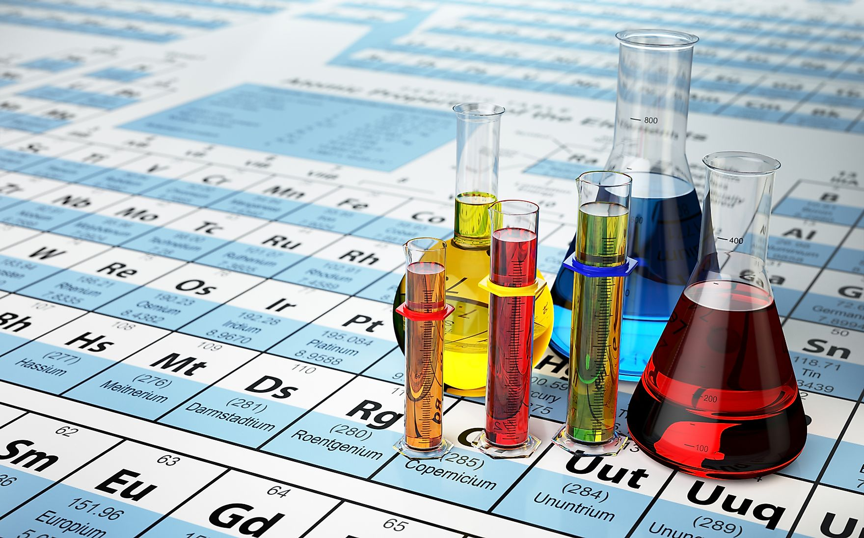 Periodicity has applications in fields of science, such as chemistry.