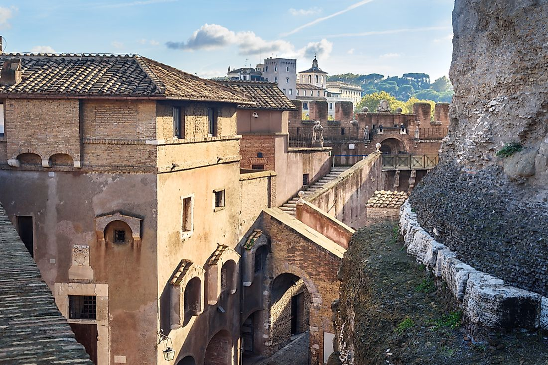 The geography of Rome has been instrumental in the growth of this historic city.