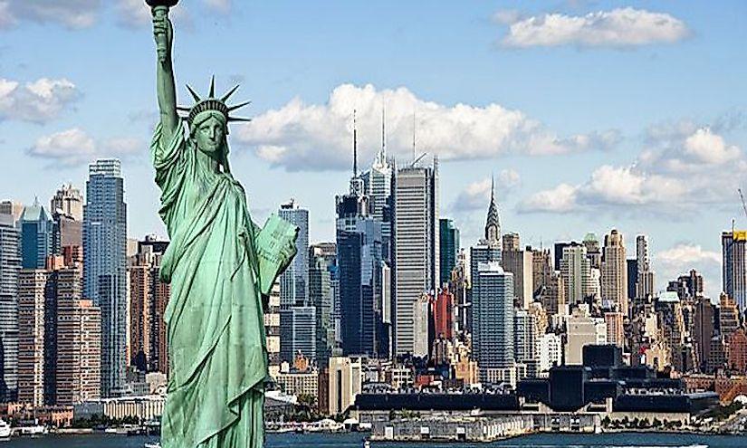 #2 New York City -