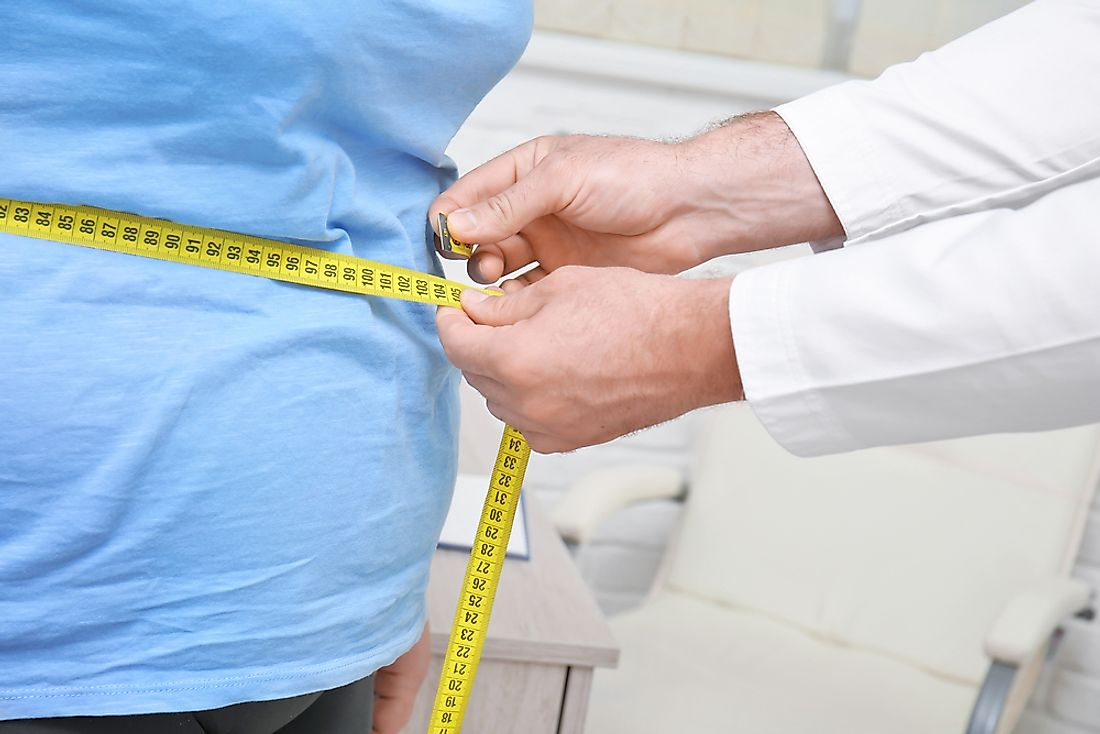 Obesity is a giant health problem in the US, often leading to cardiovascular health problems in the obese individuals.
