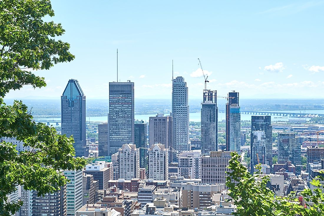Top 10 Montreal Tourist Attractions